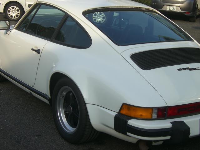 911SC フルオリジナル 純正カセット 純正アルミ(5枚目)