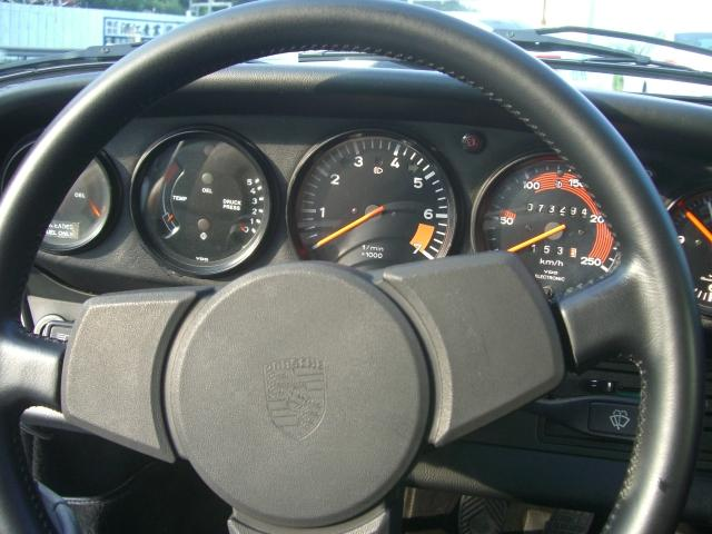 911SC フルオリジナル 純正カセット 純正アルミ(7枚目)