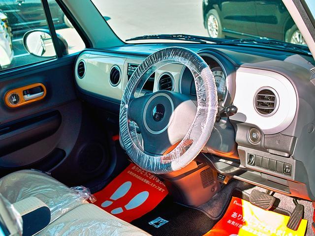 スズキ アルトラパン X スマートキー 内外クリーニング済み 1年保証 軽自動車
