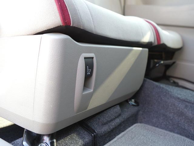 なんと電動でシートが動きます!高級車と同じ機能ですよね☆\(^o^)/