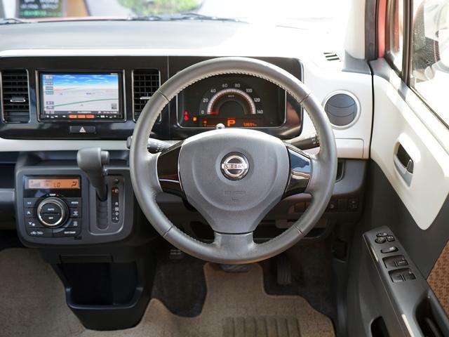 日産 モコ Xナビ フルセグTV オートエアコン 内外装仕上済 1年保証