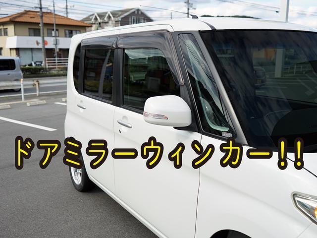 ドアミラーウィンカーです☆新しい車って感じですよね♪