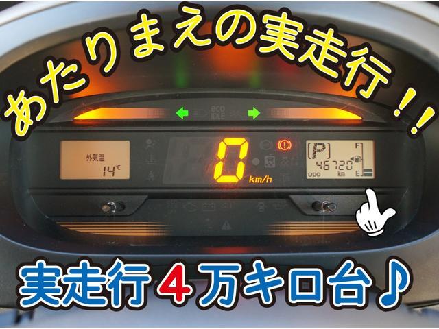 当たり前の「実走行」です!現在なんと46,720kmです!長く乗るのにはピッタリの1台です!!