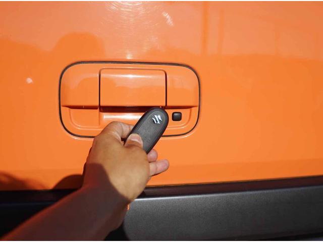 トランクからでもスマートキーが使えるので荷物の載せ降ろし時に本当に助かります!!
