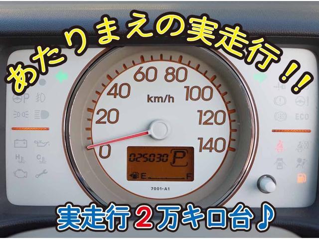 当たり前の「実走行」です!現在なんと25,030kmです!長く乗るのにはピッタリの1台です!!