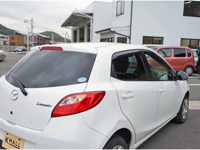 「マツダ」「デミオ」「コンパクトカー」「岡山県」の中古車55