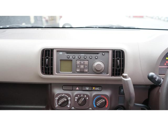 X アイドリングストップ キーレス ABS CVT 電動格納ミラー 純正オーディオ 低走行 1年保証 2年間オイル交換無 料(9枚目)