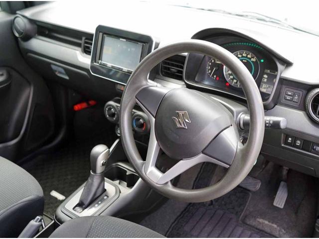 ハイブリッドMG フル装備 Wエアバック 社外ナビ フルセグTV 運転席シートヒーター キーレスエントリー 1年保証 2年間オイル交換 無 料(16枚目)
