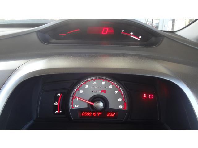 走行5万Km台☆スピード・エンジン回転数を別々に表示されていてレーシングカーのコックピットのような雰囲気です♪VTEC/REVインジケーターが付いていてレブリミットが視覚的にもわかりやすくなってます!