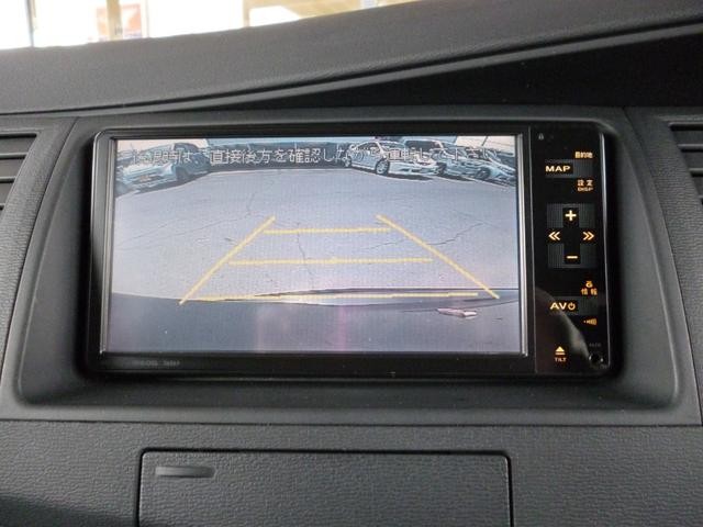 プラタナ 純正HDDナビ バックカメラ 左側パワースライドドア スマートドアロック ローダウン 車外グリル 18インチAW タイミングチェーン(10枚目)
