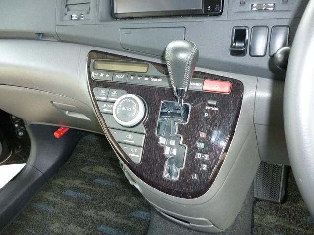 プラタナ 純正HDDナビ バックカメラ 左側パワースライドドア スマートドアロック ローダウン 車外グリル 18インチAW タイミングチェーン(27枚目)