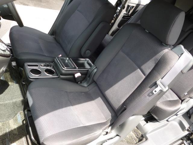 プラタナ 純正HDDナビ バックカメラ 左側パワースライドドア スマートドアロック ローダウン 車外グリル 18インチAW タイミングチェーン(42枚目)