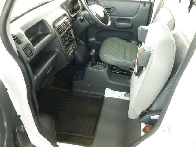 SDX エアコン・パワステ・運転席エアバッグ・ABS・荷台マット・荷台作業灯・ガードパイプ付トリイ・三方開・ドアバイザー・ラバーマット(29枚目)