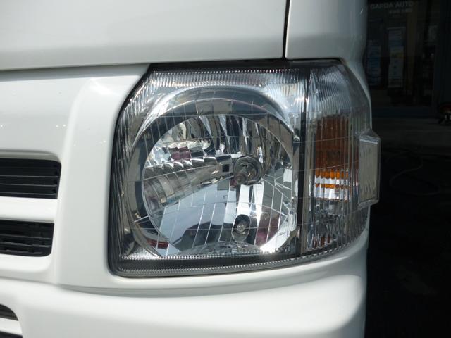 SDX エアコン・パワステ・運転席エアバッグ・ABS・荷台マット・荷台作業灯・ガードパイプ付トリイ・三方開・ドアバイザー・ラバーマット(40枚目)