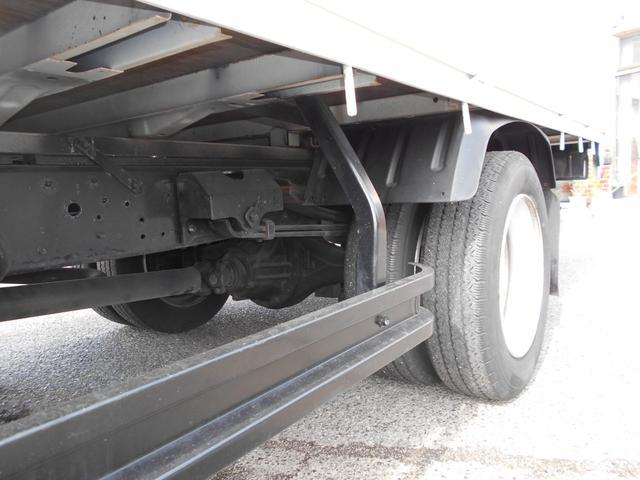 トヨタ ダイナトラック ダブルキャブ 2t積 ワイドロング 全低床 7人乗