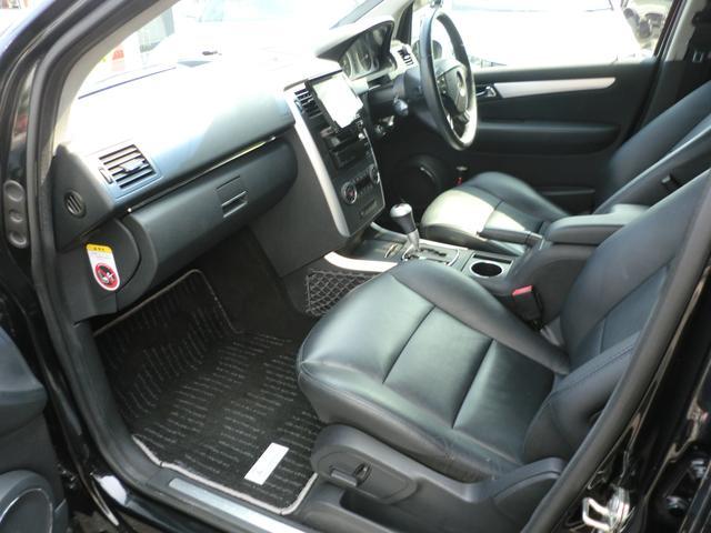 メルセデス・ベンツ M・ベンツ B200 HDDナビ ウィンカーミラー 本革 18インチAW