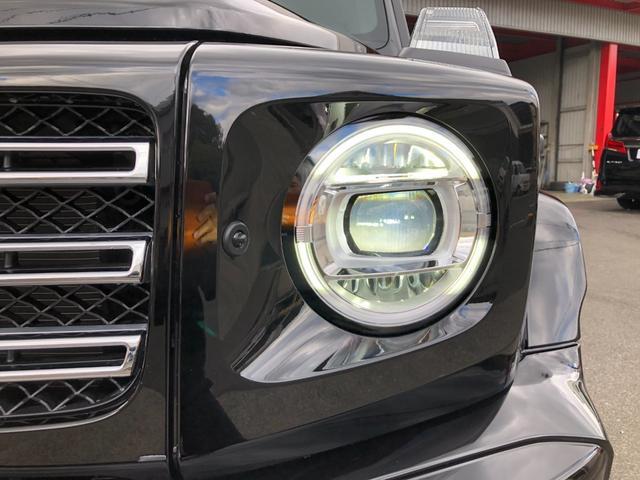 「メルセデスベンツ」「Gクラス」「SUV・クロカン」「岡山県」の中古車7