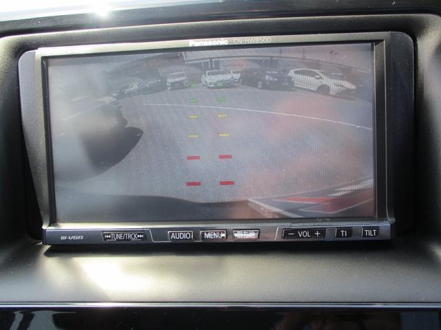 バックカメラ付きで楽々駐車