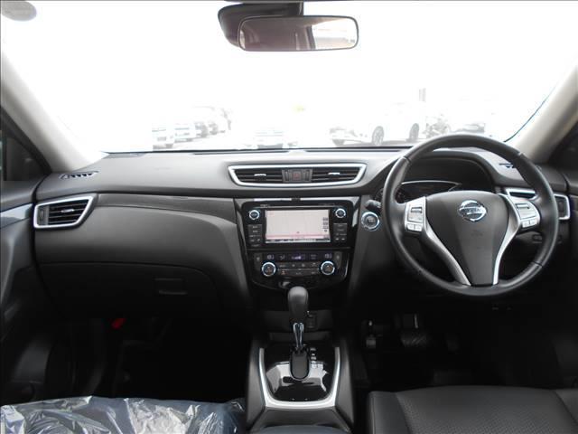 日産 エクストレイル 20X エマージェンシーブレーキ パッケージ 新品タイヤ交換