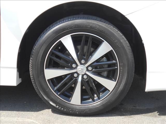 トヨタ ウィッシュ 1.8S 純正SDナビ フルセグ 新品タイヤ交換