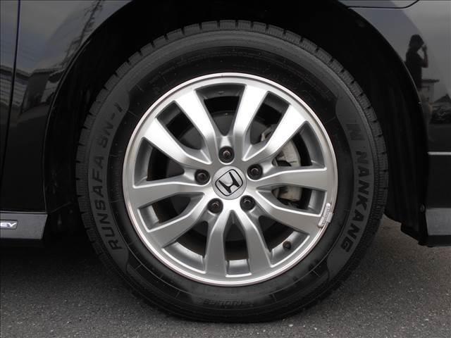 ホンダ オデッセイ M エアロパッケージ 純HDDナビ フルセグ 新品タイヤ交換