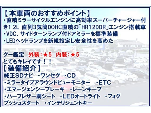 メダリスト 純正SDナビ エマブレ アラウンドビューモニター(3枚目)