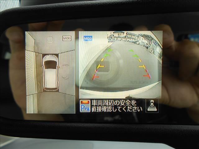 メダリスト 純正SDナビ エマブレ アラウンドビューモニター(7枚目)