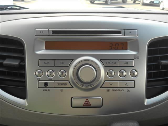 FX 純正CD オートエアコン アイドリングストップ(4枚目)