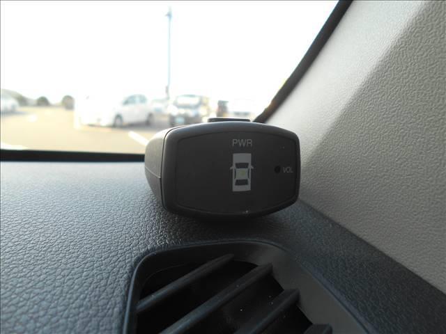 LEDライト・LEDフォグ・コーナーセンサー付です。