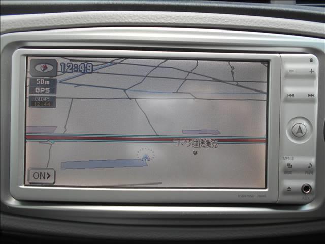 ワンオーナー・純正SDナビ・ワンセグTV・DVD再生可能です。