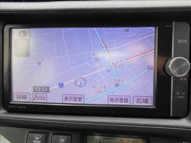 S 純正SDナビ フルセグ LEDオートライト GOO鑑定済(6枚目)