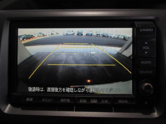 一度使うと手放せない装備【バックカメラ付き】!!駐車の際、これがあれば運転に自信が無い方も安心です!