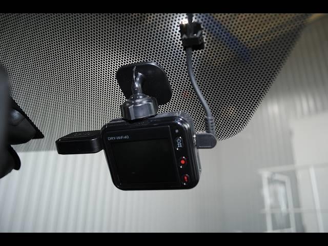 【ドライブレコーダー】もしもの事故やあおり運転を受けた時の記録も録画できます!もしもの時に、あると本当に助かります♪