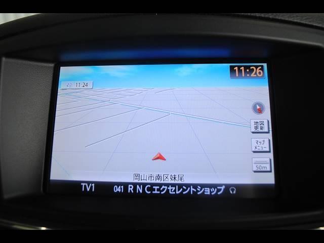 【HDDナビ】CD・DVDビデオの再生はもちろん、CDを一度流せば自動録音してくれる機能も付いています☆