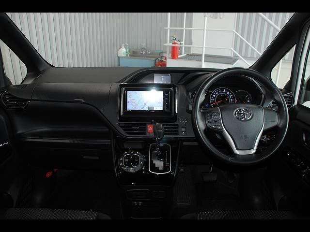 ZS ワンオーナー 社外SDナビ フルセグ Bluetooth ステリモ バックモニター トヨタセーフティーセンス 両側パワースライドドア レーンキープ オートマチックハイビーム(7枚目)