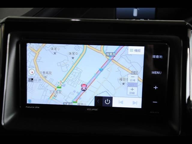 ZS ワンオーナー 社外SDナビ フルセグ Bluetooth ステリモ バックモニター トヨタセーフティーセンス 両側パワースライドドア レーンキープ オートマチックハイビーム(9枚目)