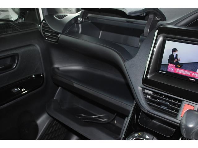 ZS ワンオーナー 社外SDナビ フルセグ Bluetooth ステリモ バックモニター トヨタセーフティーセンス 両側パワースライドドア レーンキープ オートマチックハイビーム(40枚目)