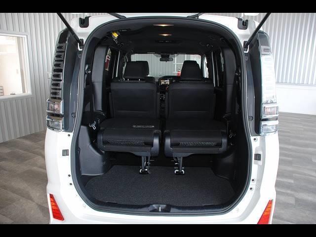 ZS ワンオーナー 社外SDナビ フルセグ Bluetooth ステリモ バックモニター トヨタセーフティーセンス 両側パワースライドドア レーンキープ オートマチックハイビーム(47枚目)