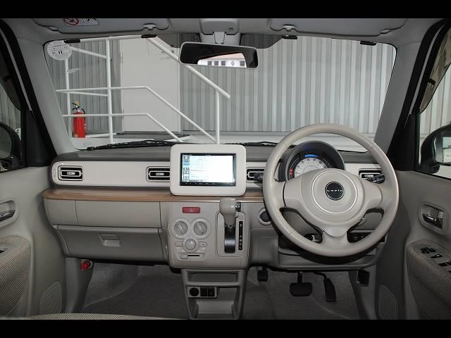 S 新品社外SDナビ フルセグ DVD Bluetooth レーダーブレーキサポート アイドリングストップ HIDオートライト 運転席シートヒーター プッシュスタート スマートキー(7枚目)