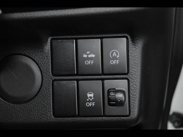 L 社外ポータブルナビ ワンセグ ETC レーダーブレーキサポート アイドリングストップ 横滑り防止 運転席シートヒーター フロアマット バイザー エネチャージ キーレス(12枚目)