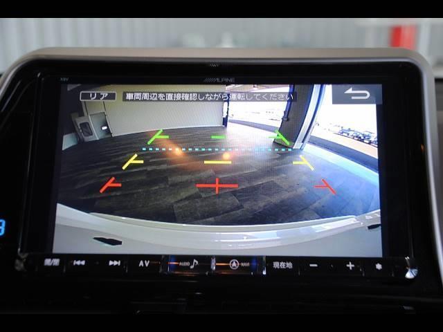G アルパイン9インチSDナビ フルセグ DVD再生 Bluetooth バックモニター トヨタセーフティセンス プリクラッシュ オートハイビーム・ レーンキープ クルコン ビルトインETC・ドラレコ(11枚目)