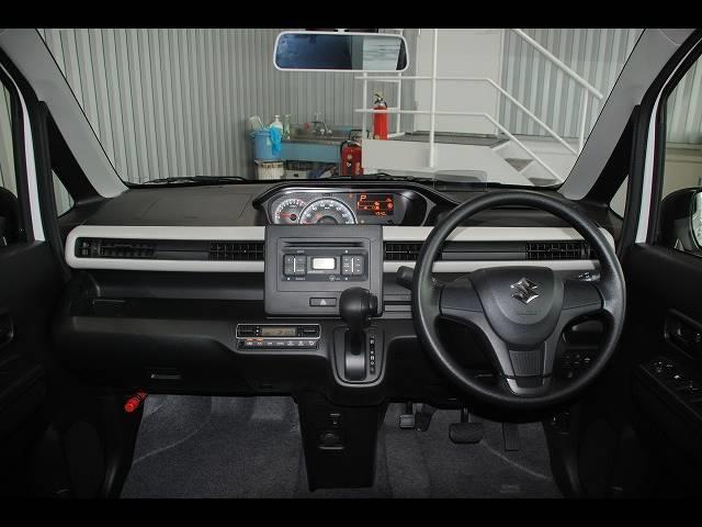 ハイブリッドFX 純正CD デュアルセンサーブレーキサポート レーンキープ ヘッドアップディスプレイ 運転席シートヒーター アイドリングストップ オートエアコン プッシュスタート スマートキー(7枚目)