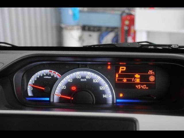 ハイブリッドFX 純正CD デュアルセンサーブレーキサポート レーンキープ ヘッドアップディスプレイ 運転席シートヒーター アイドリングストップ オートエアコン プッシュスタート スマートキー(47枚目)