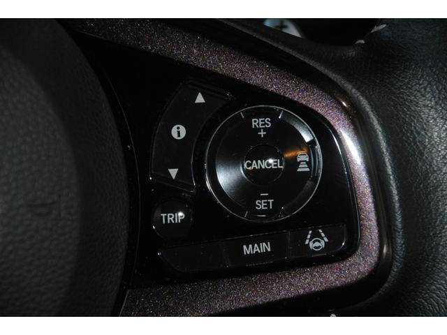 G・Lターボホンダセンシング 純正メモリーナビ フルセグ 走行中OK DVD Bluetooth ステリモ バックモニター プッシュスタート スマートキー 両側電動スライドドア ホンダセンシング レーンキープ LEDオートライト(14枚目)