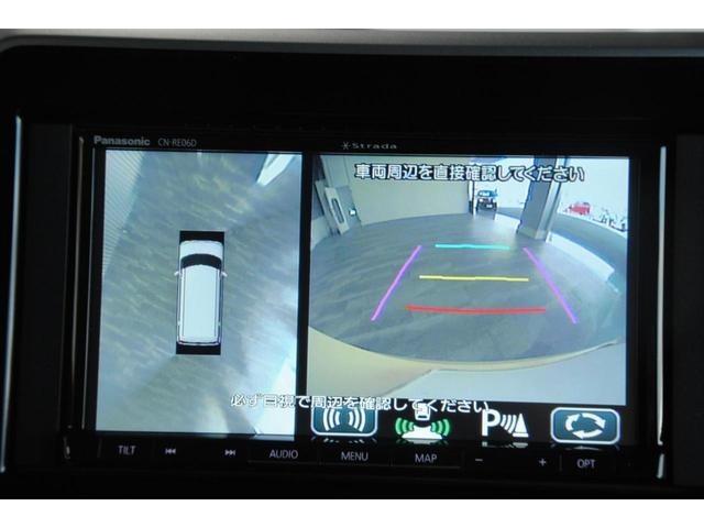 ハイブリッドX 新品社外SDナビ フルセグ DVD Bluetooth ステリモ 全方位モニター プッシュスタート スマートキー デュアルセンサーブレーキサポート レーンキープ リアコーナーセンサー 両側電動スライド(10枚目)