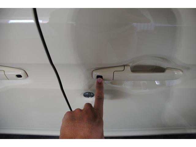ハイブリッドX 新品社外SDナビ フルセグ DVD Bluetooth ステリモ 全方位モニター プッシュスタート スマートキー デュアルセンサーブレーキサポート レーンキープ リアコーナーセンサー 両側電動スライド(34枚目)