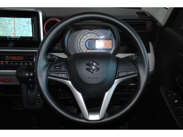 ハイブリッドX 新品社外SDナビ フルセグ DVD Bluetooth ステリモ 全方位モニター プッシュスタート スマートキー デュアルセンサーブレーキサポート レーンキープ リアコーナーセンサー 両側電動スライド(37枚目)