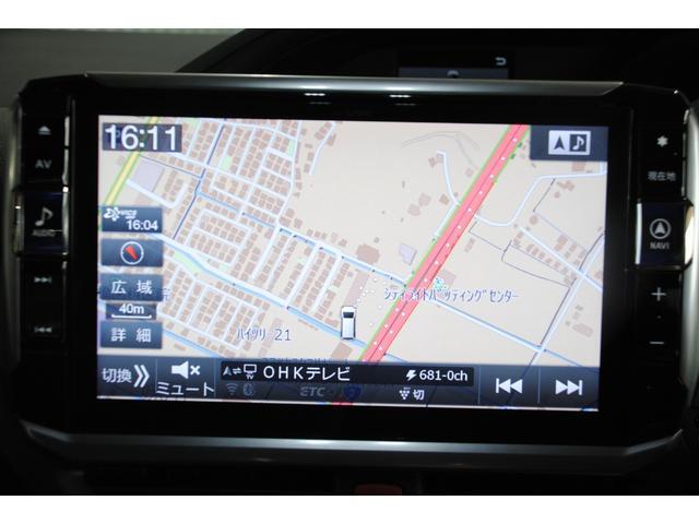 ZS ワンオーナー アルパイン11インチSDナビ フルセグ DVD Bluetooth ステリモ バックモニター リアフリップダウンモニター トヨタセーフティセンス レーンキープ オートマチックハイビーム(8枚目)