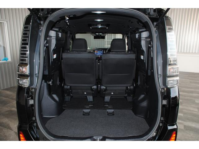 ZS ワンオーナー アルパイン11インチSDナビ フルセグ DVD Bluetooth ステリモ バックモニター リアフリップダウンモニター トヨタセーフティセンス レーンキープ オートマチックハイビーム(50枚目)