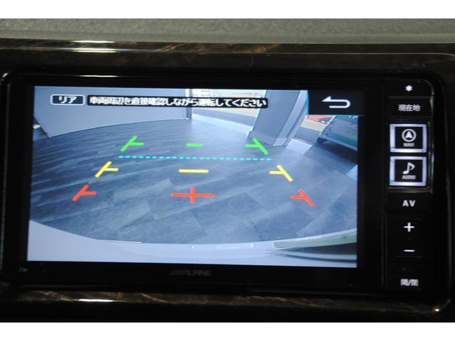 スーパーGL ダークプライム アルパインSDナビ フルセグ DVD SD録音 Bluetooth バックモニター ビルドインETC フリップダウンモニター ウッドコンビハンドル ハーフレザーシート スマートキー(10枚目)